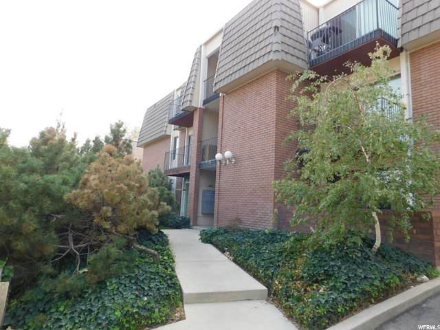 229 N B St #3, Salt Lake City, UT 84103 (#1703902) :: Red Sign Team