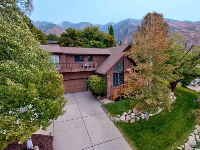 11589 S Hidden Valley Blvd, Sandy, UT 84092 (#1703917) :: Bustos Real Estate   Keller Williams Utah Realtors
