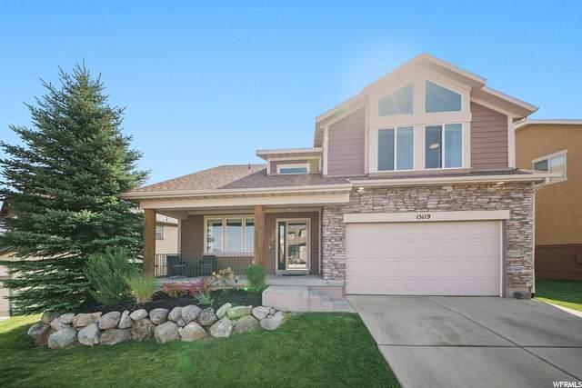 15119 S Eagle Chase Dr, Draper, UT 84020 (#1703930) :: Bustos Real Estate   Keller Williams Utah Realtors