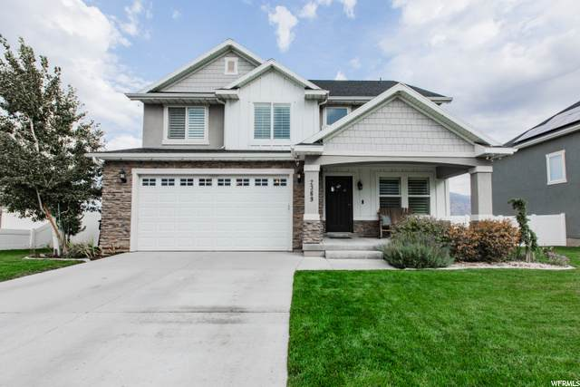 2369 E 430 S, Spanish Fork, UT 84660 (#1703934) :: Doxey Real Estate Group