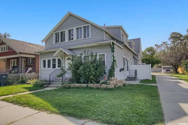 831 E 22ND St, Ogden, UT 84401 (#1703961) :: Bustos Real Estate | Keller Williams Utah Realtors