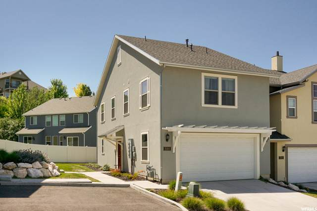 1544 E Primrose Ln N #249, Layton, UT 84040 (#1703963) :: The Perry Group