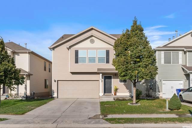 4611 N Spring Meadow Way, Eagle Mountain, UT 84005 (#1703974) :: Bustos Real Estate | Keller Williams Utah Realtors
