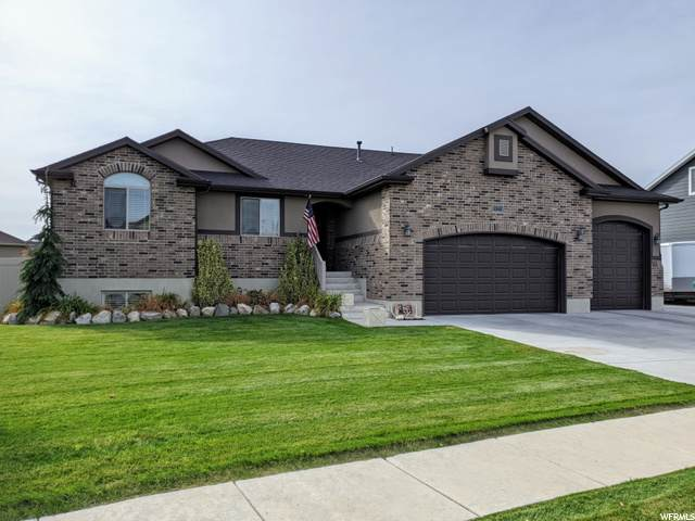 1342 S 4225 W, Syracuse, UT 84075 (#1703985) :: RE/MAX Equity