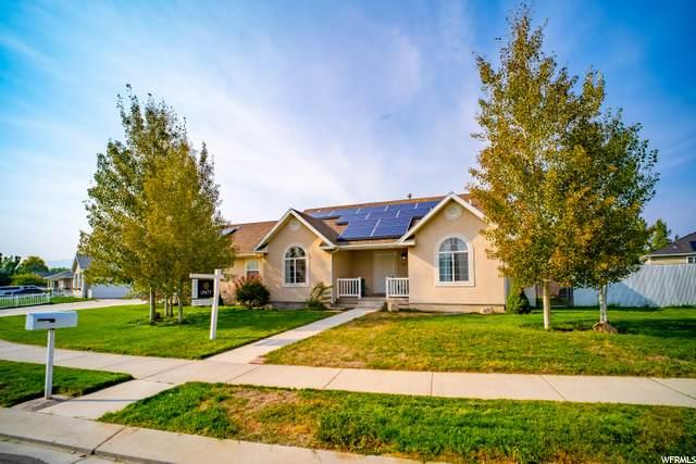 2145 E Autumn St N, Eagle Mountain, UT 84005 (#1703987) :: Bustos Real Estate | Keller Williams Utah Realtors