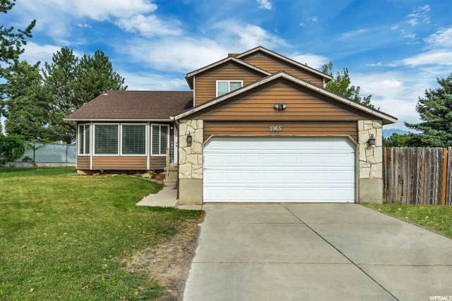 5965 S Gingerwood Ct, Salt Lake City, UT 84118 (#1703990) :: McKay Realty