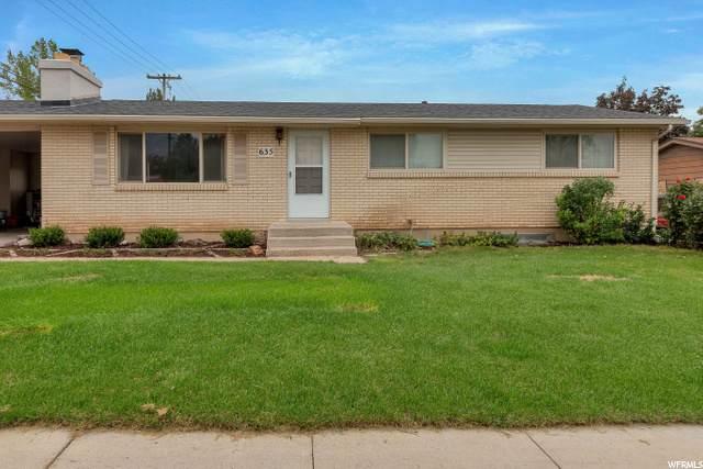 635 W 400 N, Brigham City, UT 84302 (#1703991) :: McKay Realty