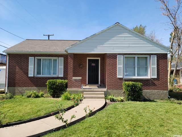 218 S 400 E, Kaysville, UT 84037 (#1703998) :: Big Key Real Estate