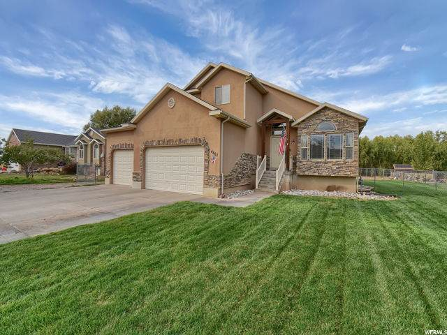 4862 W 1850 N, Plain City, UT 84404 (#1704012) :: Powder Mountain Realty