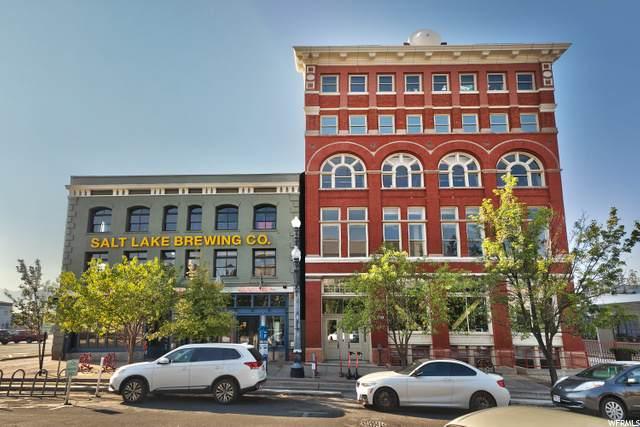 159 W Broadway #306, Salt Lake City, UT 84101 (#1704044) :: Red Sign Team