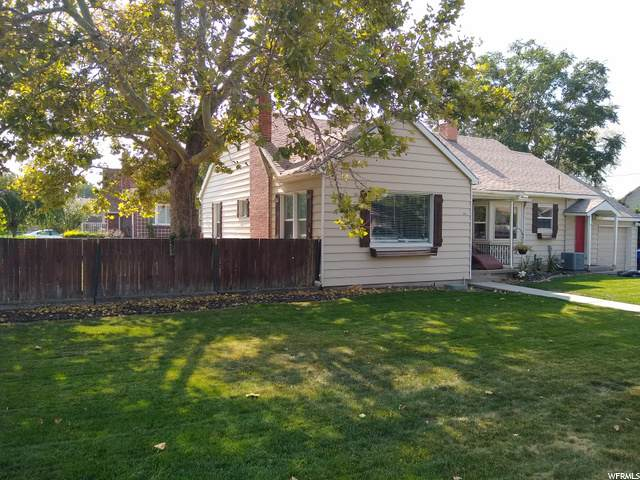 224 E Greenwood Ave, Midvale, UT 84047 (#1704053) :: Exit Realty Success