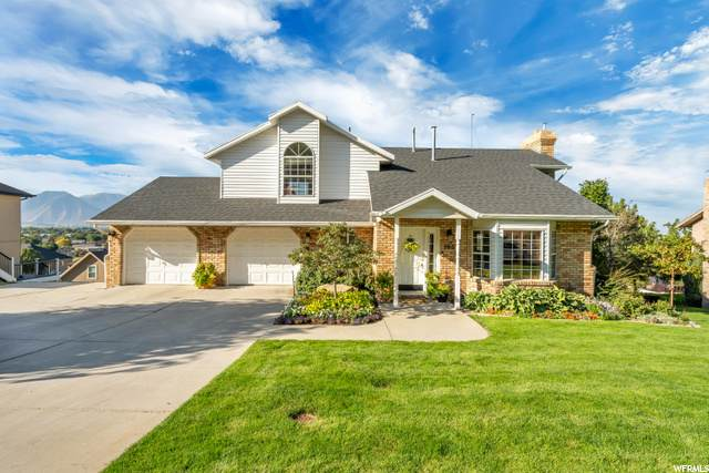 1652 E Spring Creek Dr, Springville, UT 84663 (#1704058) :: Big Key Real Estate