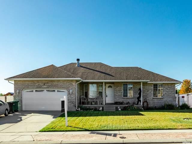 5263 W Case Mountain Rd, West Jordan, UT 84081 (#1704063) :: Pearson & Associates Real Estate