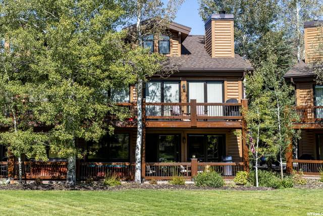 2305 Queen Esther Dr #103, Park City, UT 84060 (#1704071) :: The Perry Group