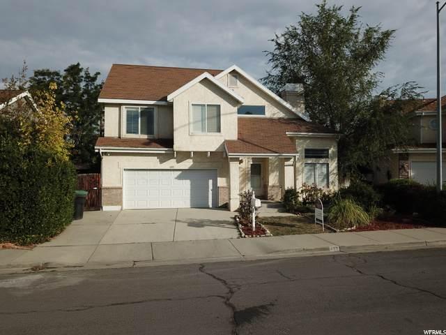 455 E Adaley Ave S, Salt Lake City, UT 84107 (#1704076) :: Exit Realty Success