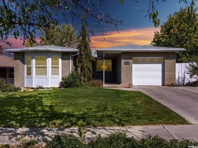 1819 E Hillcrest Ave S, Salt Lake City, UT 84106 (#1704086) :: Exit Realty Success