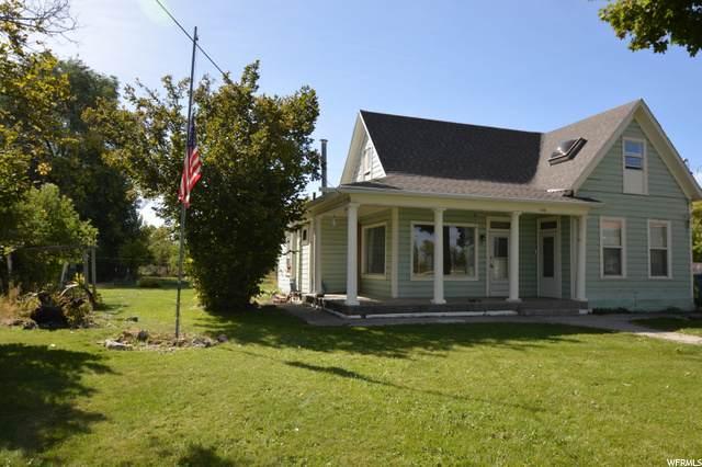 138 W 300 S, Logan, UT 84321 (#1704106) :: Big Key Real Estate