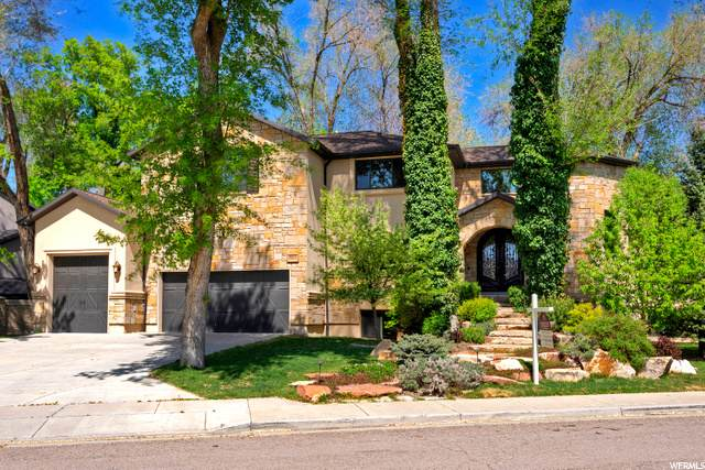 7311 S Milne Garden Cir E, Cottonwood Heights, UT 84047 (#1704126) :: The Perry Group