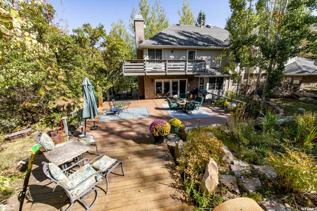 7377 Pinebrook Rd, Park City, UT 84098 (#1704129) :: Powder Mountain Realty