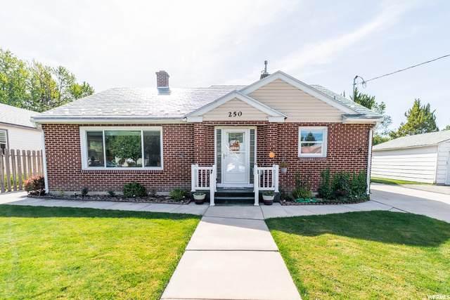 250 W 500 N, Logan, UT 84321 (#1704158) :: Big Key Real Estate
