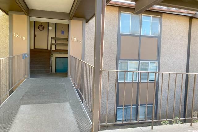 1812 E 5625 S B, South Ogden, UT 84403 (#1704165) :: Big Key Real Estate