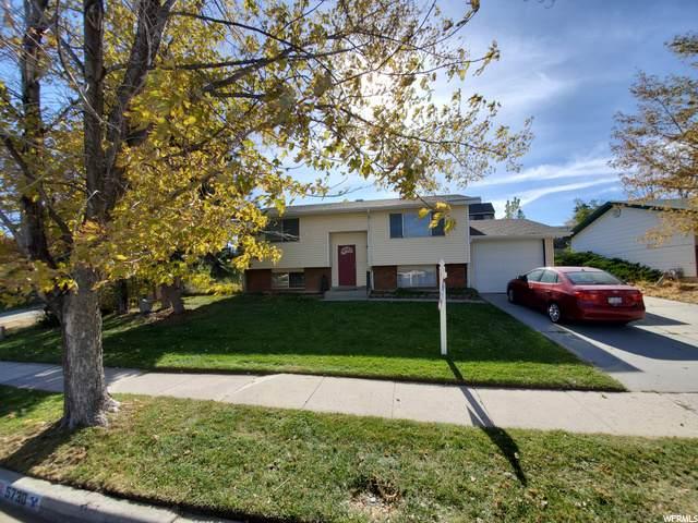 5730 S Honeysuckle Way W, Salt Lake City, UT 84118 (#1704175) :: Exit Realty Success