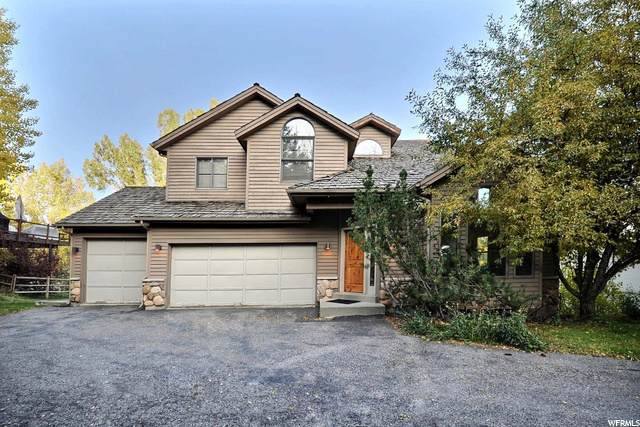 3011 Meadows Dr, Park City, UT 84060 (#1704180) :: The Perry Group