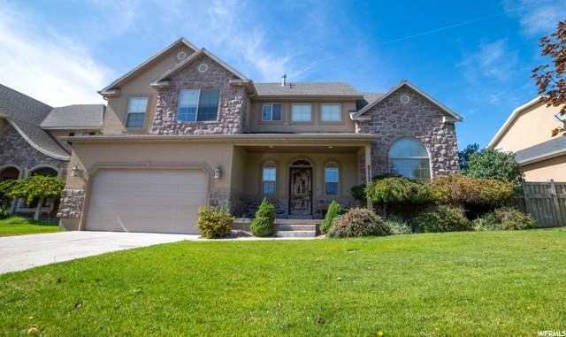 8777 N Clubhouse Ln, Eagle Mountain, UT 84005 (#1704184) :: Red Sign Team