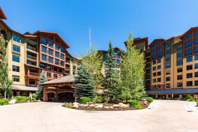 3855 N Grand Summit Dr 320Q4, Park City, UT 84098 (#1704201) :: Red Sign Team