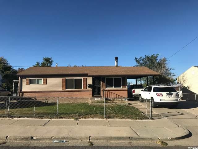 5360 S 5056 W, Kearns, UT 84118 (#1704254) :: Big Key Real Estate