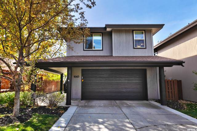 1043 Station Loop, Park City, UT 84098 (#1704277) :: The Perry Group