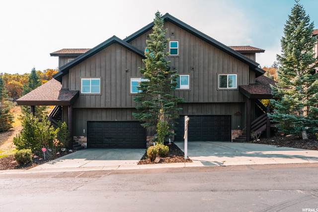 5090 Cove Canyon Dr B, Park City, UT 84098 (#1704285) :: The Perry Group