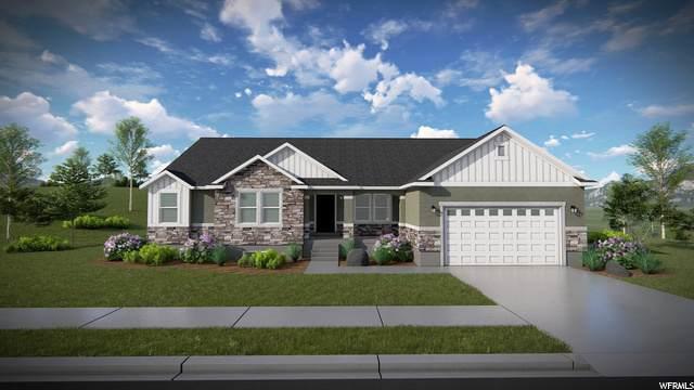 374 E Gilbert Peak Way #812, Eagle Mountain, UT 84005 (#1704286) :: Bustos Real Estate | Keller Williams Utah Realtors