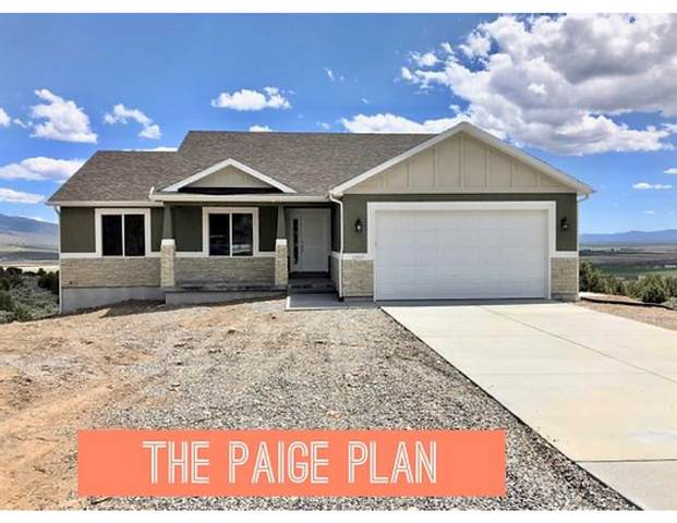 1135 N 300 W #417, Tooele, UT 84074 (#1704291) :: Doxey Real Estate Group