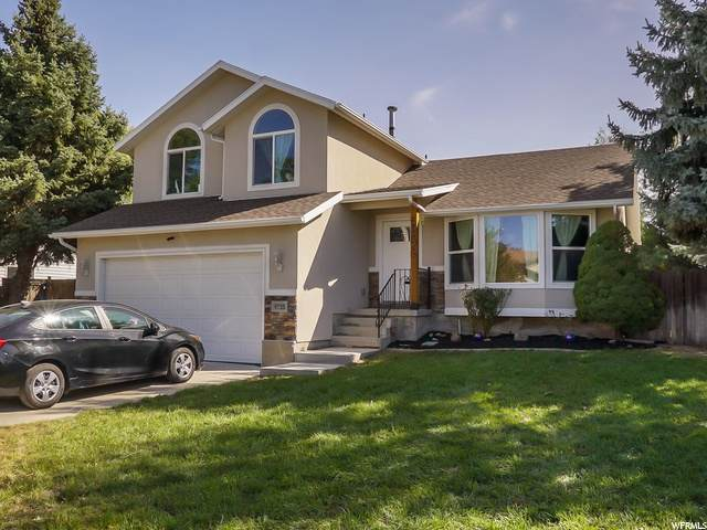 6725 S 3235 W, West Jordan, UT 84084 (#1704310) :: The Fields Team