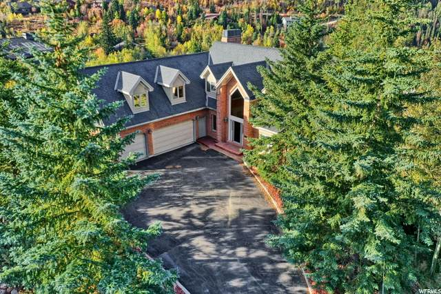 7536 N Tall Oaks Dr, Park City, UT 84098 (#1704315) :: The Perry Group