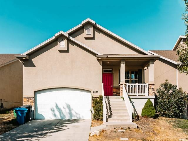 8024 S Madison Nan Dr, West Jordan, UT 84081 (#1704322) :: Powder Mountain Realty