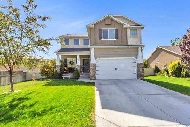 4704 E Silver Way, Eagle Mountain, UT 84005 (#1704338) :: Belknap Team