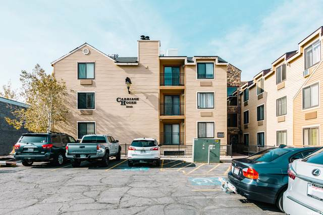 1940 Prospector Ave #113, Park City, UT 84060 (#1704344) :: The Perry Group