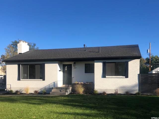 2157 E 1700 S, Salt Lake City, UT 84108 (#1704345) :: Big Key Real Estate