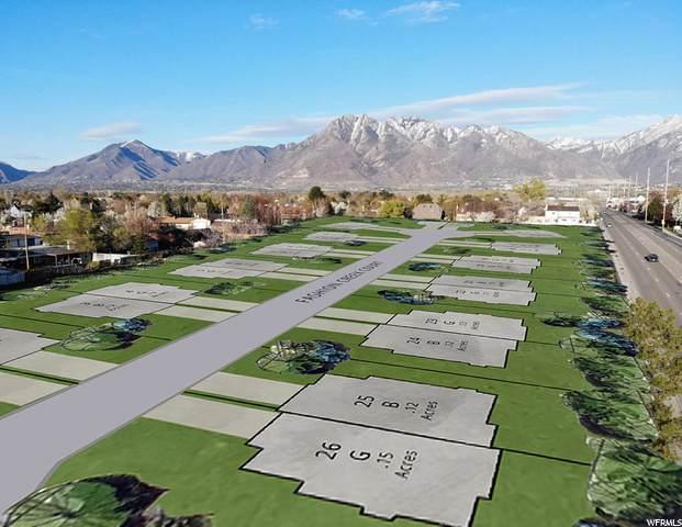 527 E Fashion Creek Ct S #1, Murray, UT 84107 (#1704356) :: Bustos Real Estate | Keller Williams Utah Realtors