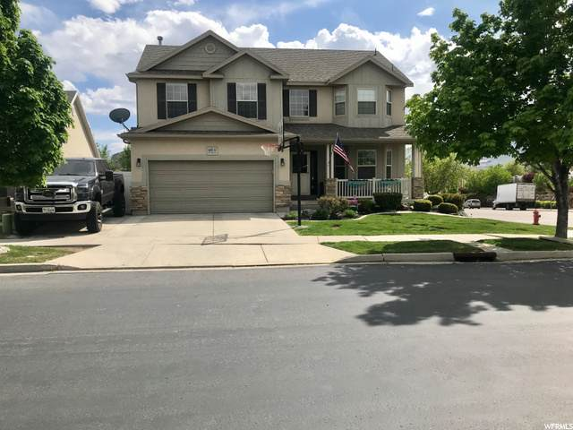 6693 W Haven Maple Dr S, West Jordan, UT 84081 (#1704361) :: Bustos Real Estate | Keller Williams Utah Realtors
