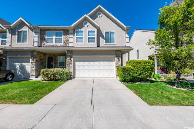 3308 W Lower Huntly Way, West Jordan, UT 84088 (#1704375) :: Bustos Real Estate | Keller Williams Utah Realtors