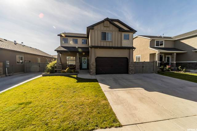8449 N Western Gailes Dr, Eagle Mountain, UT 84005 (#1704399) :: Powder Mountain Realty