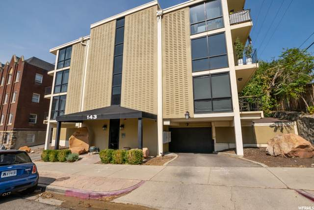 143 E First Ave N #404, Salt Lake City, UT 84103 (#1704404) :: Red Sign Team