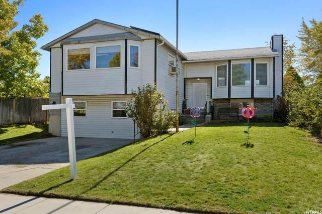 3547 W Silverglen Cir, Salt Lake City, UT 84118 (#1704421) :: Utah Best Real Estate Team | Century 21 Everest