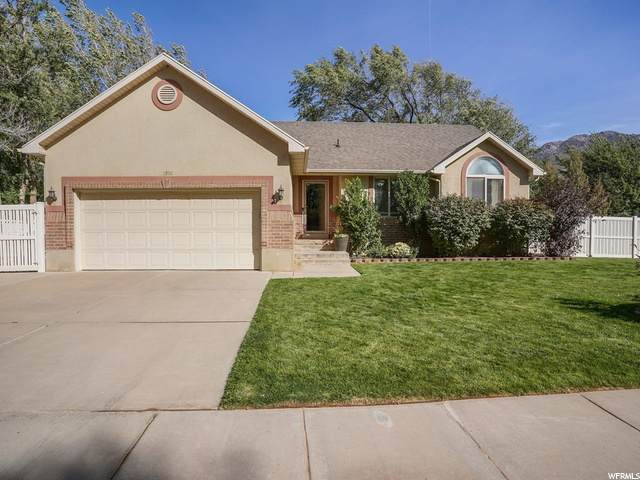 1950 E 7550 S, South Weber, UT 84405 (#1704422) :: The Perry Group