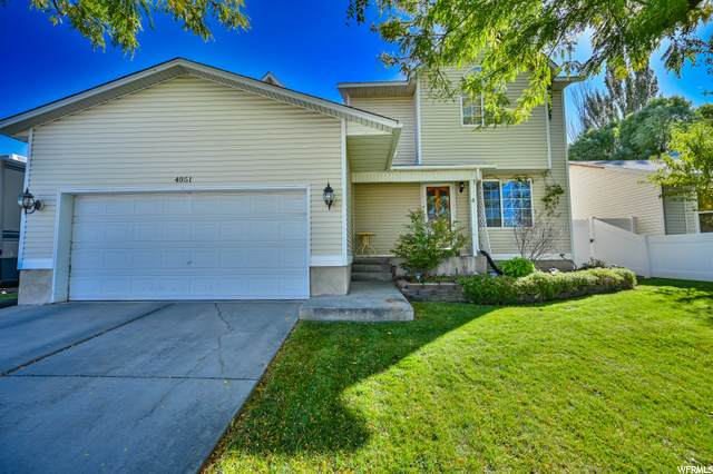 4051 W 6515 S, Taylorsville, UT 84129 (#1704440) :: Doxey Real Estate Group