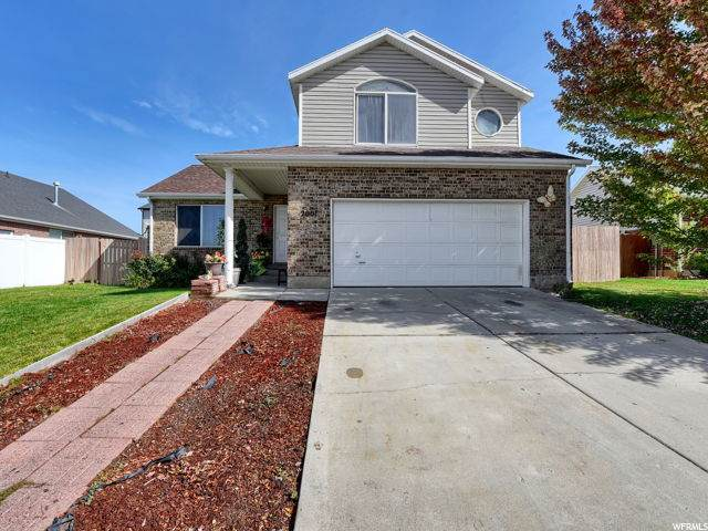 2001 S Baxter Dr, Heber City, UT 84032 (#1704447) :: The Perry Group