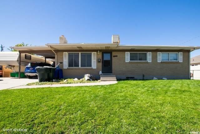 4370 S Falcon St W, West Valley City, UT 84120 (#1704464) :: Utah Best Real Estate Team | Century 21 Everest